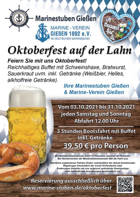 Oktoberfest-Fahrt